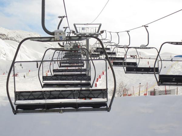 ミシガンのスノー・スポーツ &スキー場情報