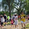 JBSD Sports Marathon and Game TournamentJBSDスポーツ部会主催 マラソン・ゲーム大会開催 10