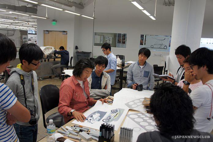 <!--:en-->Automotive Culture Immersion Workshop 2012<!--:--><!--:ja-->日本の自動車企業の若手カーデザイナー対象に、 デトロイトの大学でワークショップ<!--:--> 12