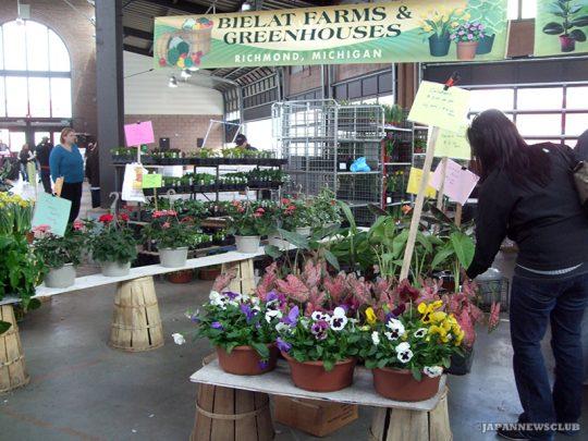デトロイトの市場 ~ Eastern Market (4)