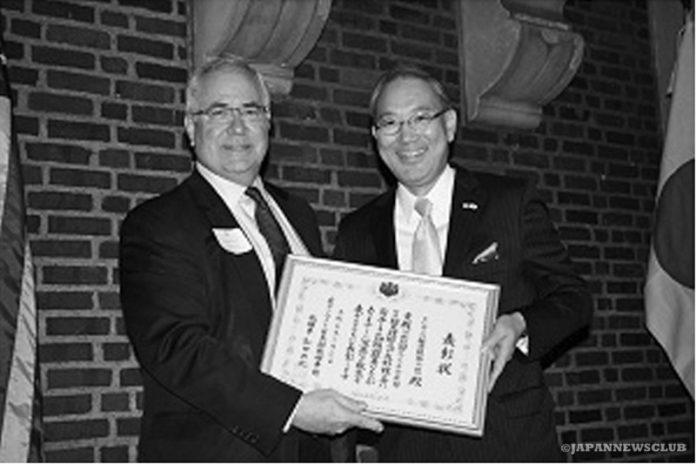 <!--:en-->Consul General's Commendation Awards<!--:--><!--:ja-->ミシガン経済開発公団とノバイ市警察へ在外公館長表彰を授与<!--:--> 1