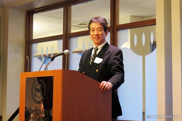 <!--:en-->JAPAN BUSINESS SOCIETY OF DETROIT FOUNDATION AWARDS<!--:--><!--:ja-->JBSD基金2012年度 Grant Award 贈呈式<!--:--> 1