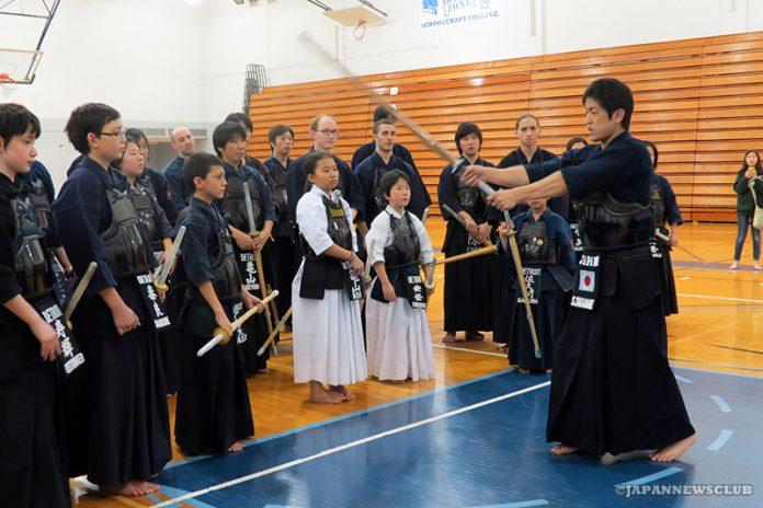 <!--:en-->Kendo World Champion Visits USA<!--:--><!--:ja-->剣道世界選手権大会のチャンピオン訪米<!--:--> 6