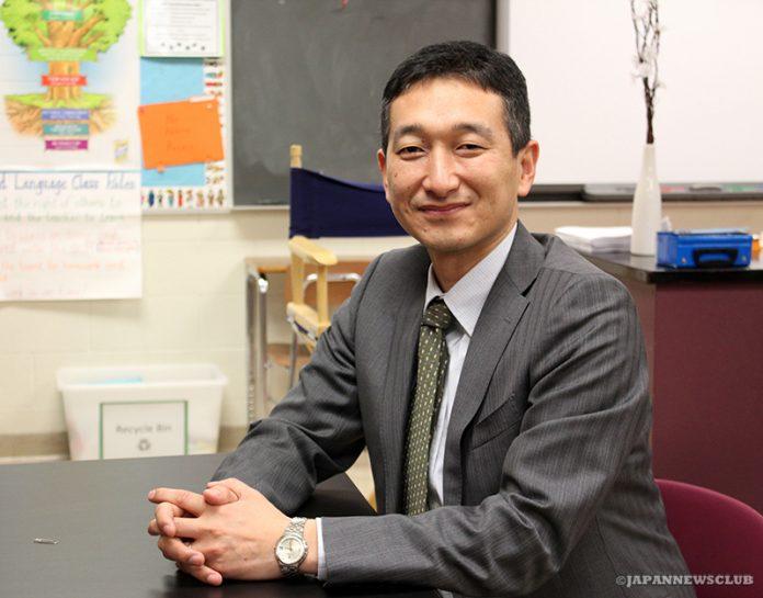 <!--:en-->Japanese School of Detroit Board Director<!--:--><!--:ja-->~デトロイトりんご会補習授業校 小島理事長~<!--:-->