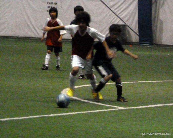 <!--:en-->600 at Japanese Indoor Soccer Tournament<!--:--><!--:ja-->600人余りが集まった インドア・サッカー大会<!--:--> 2