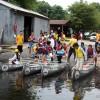 Michigan Hope 2013原発の被災を受けた福島に住む中高生を対象にした『Michigan 保養キャンプ2013』 取材レポート 3