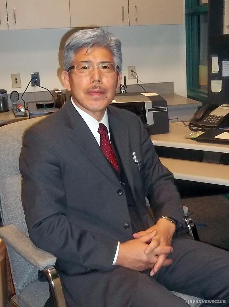 <!--:en-->2013 JSD Principal Mr. Murai<!--:--><!--:ja-->今春 日本より赴任 デトロイトりんご会補習授業校 村井校長先生に伺う<!--:-->