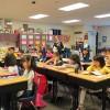 JSD Open Houseデトロイトりんご会補習授業校 現地教育関係者を迎えオープンハウス  6
