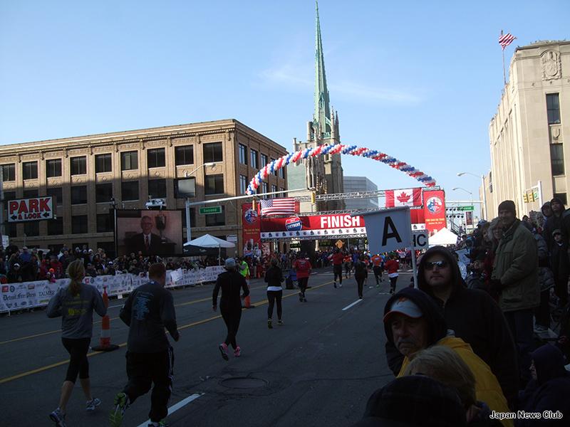 2013年度 デトロイト・マラソン2013年度 デトロイト・マラソン 2
