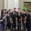 ミシガン大学 日本学生会主催の日本文化祭ミシガン大学 日本学生会主催の日本文化祭 10