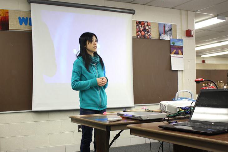 ミシガン雫の会による東日本大震災の支援活動ミシガン雫の会による東日本大震災の支援活動 3