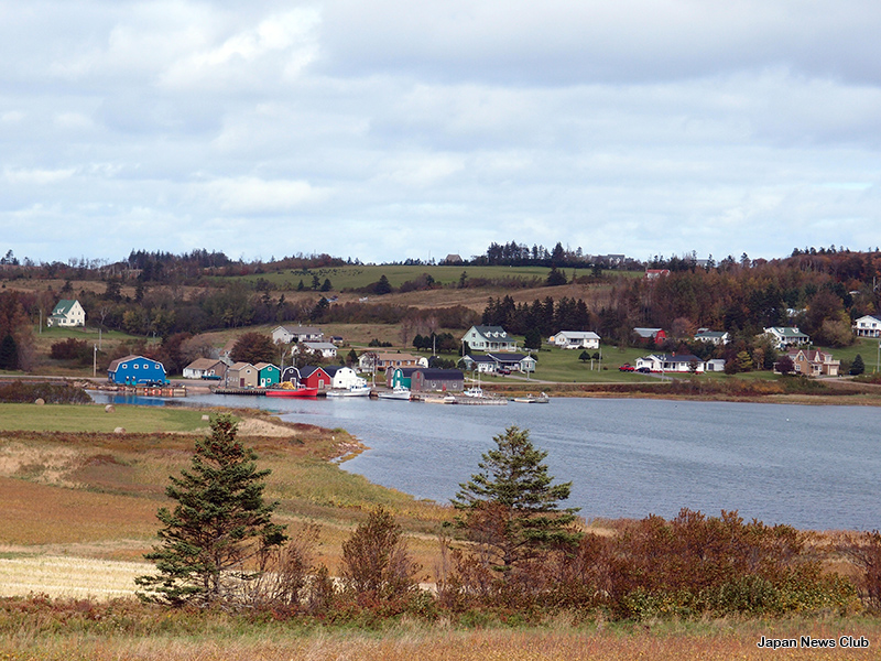 『赤毛のアン』の著者L・M・モンゴメリが住んでいたカナダ東端の島『赤毛のアン』の著者L・M・モンゴメリが住んでいたカナダ東端の島 2