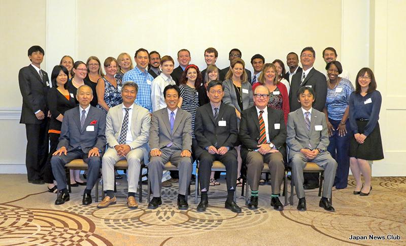 日本留学を支援するJBSD基金スカラシップ受賞者昼食会日本留学を支援するJBSD基金スカラシップ受賞者昼食会 3