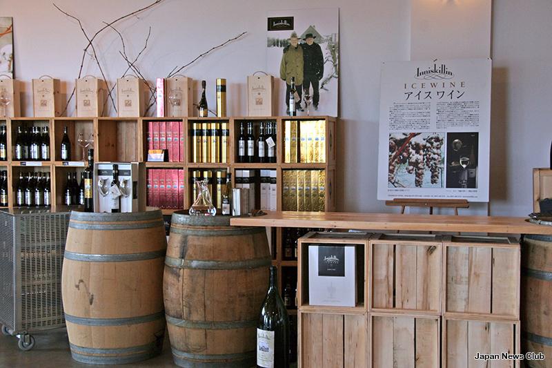 カナダワインと旅情を楽しむ ナイアガラ ワイン散策カナダワインと旅情を楽しむ ナイアガラ ワイン散策 2