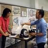 College for Creative Studies Automotive Culture Immersion Workshop 2014日本の自動車企業数社の若手カーデザイナー対象に デトロイトの美術大学 CCSで夏期ワークショップ 1