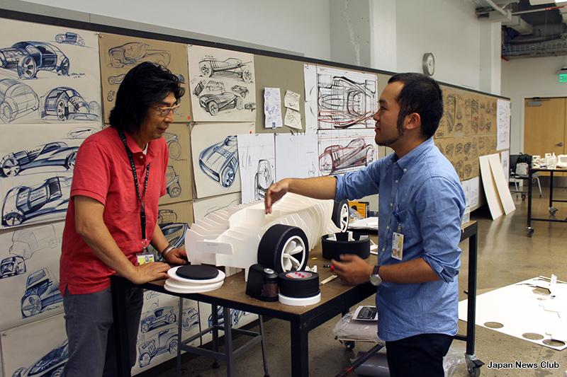 <!--:en-->College for Creative Studies Automotive Culture Immersion Workshop 2014<!--:--><!--:ja-->日本の自動車企業数社の若手カーデザイナー対象に デトロイトの美術大学 CCSで夏期ワークショップ<!--:--> 1