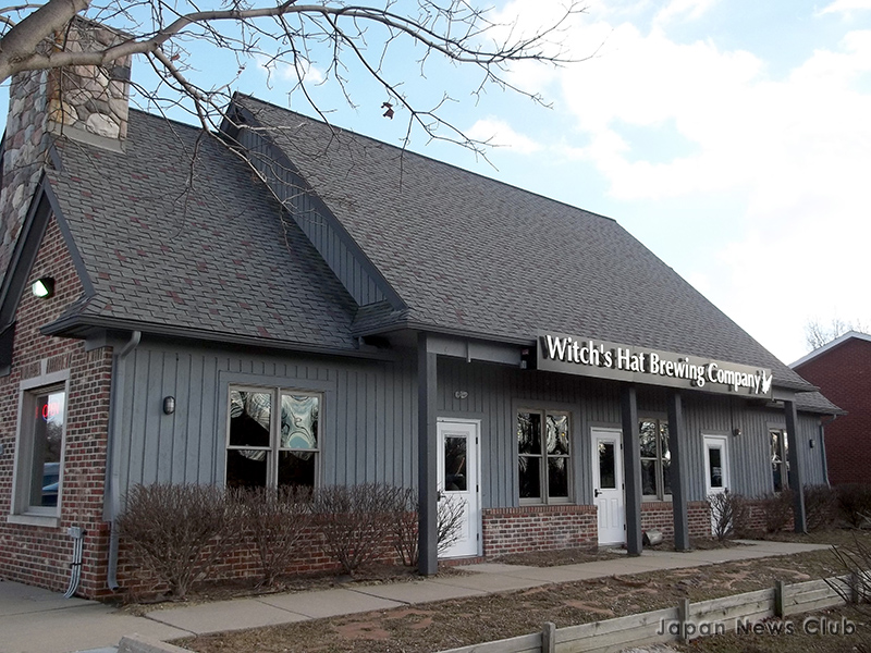 <!--:en-->Witch's Hat Brewing Company - South Lyon, MI<!--:--><!--:ja-->Witch's Hat Brewing Company(ウィッチハット)South Lyon, MI<!--:--> 1