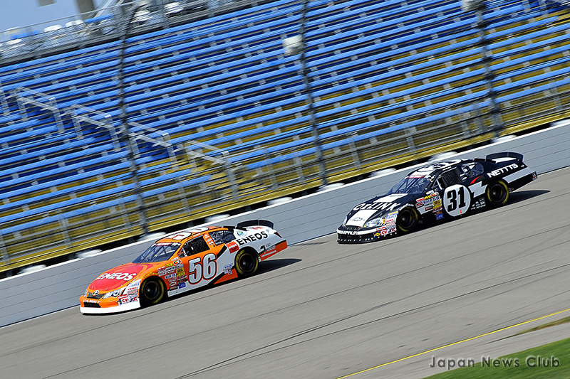 <!--:en-->挑む~NASCARドライバー 尾形明紀~ 第5回:スタート<!--:--><!--:ja-->挑む~NASCARドライバー 尾形明紀~ 第5回:スタート<!--:-->