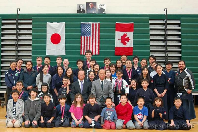 デトロイト・オープン剣道トーナメントデトロイト・オープン剣道トーナメント 1