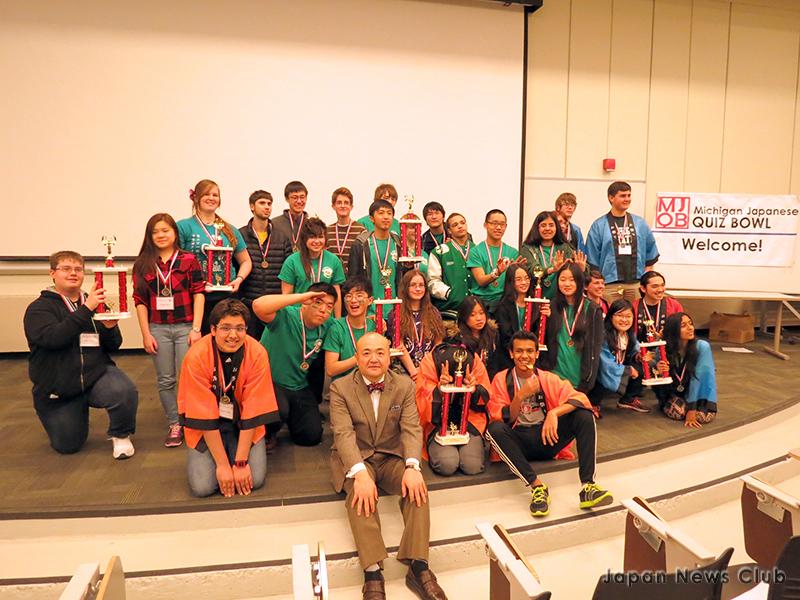 <!--:en-->アメリカの生徒が日本語クイズ対戦 22nd Annual Michigan Japanese Quiz Bowl<!--:--><!--:ja-->アメリカの生徒が日本語クイズ対戦 22nd Annual Michigan Japanese Quiz Bowl<!--:--> 8