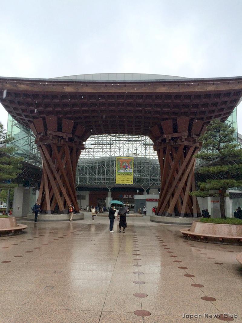 北陸新幹線を利用して〜②金沢編北陸新幹線を利用して〜②金沢編 4