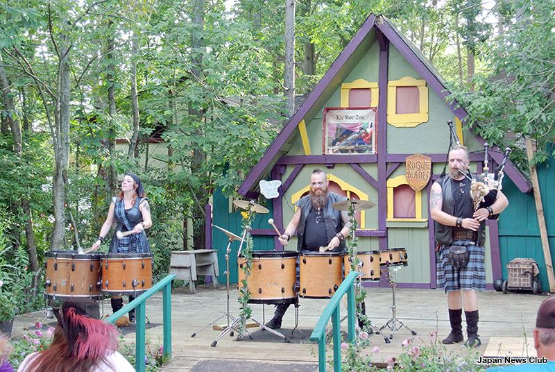 【8月22日〜10月4日】Michigan Renaissance Festival  - ルネサンス フェスティバル 開催中 2