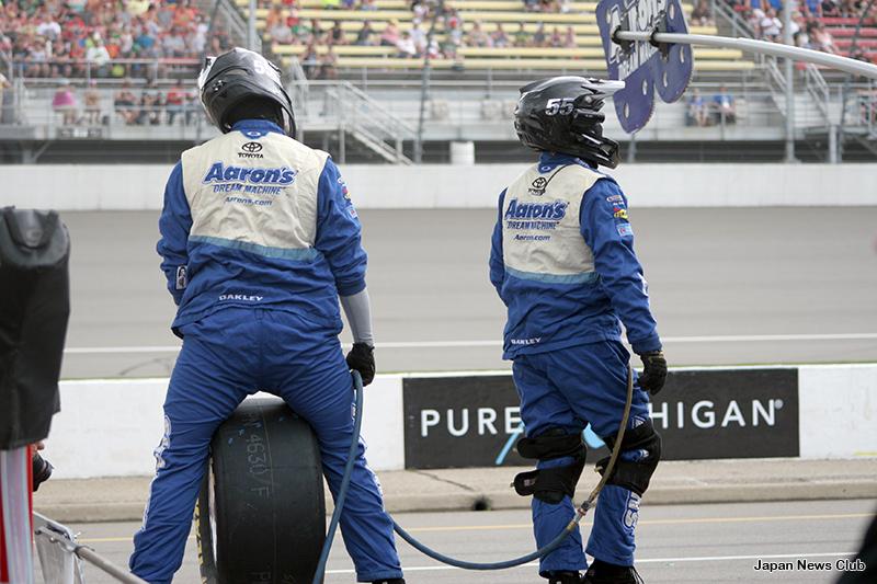 Turning Point:-NASCAR スプリントカップドライバー デビッド・レーガン- 2