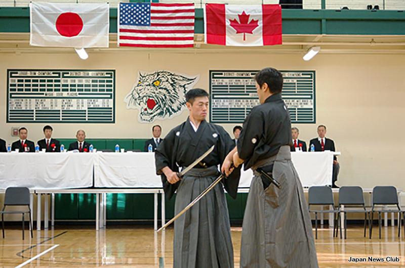 デトロイト・オープン剣道トーナメント 1