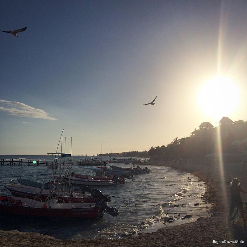 プラヤ・デル・カルメン (Playa del Carmen) 10