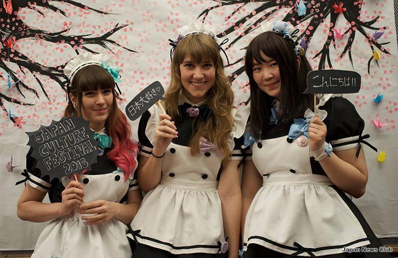 ミシガン大学 日本学生会による 恒例の日本祭り 2