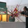 """いけばなインターナショナルデトロイト支部主催 国際的に活躍する""""和のアーティスト""""を迎えて 日本(和の心)への招待 1"""