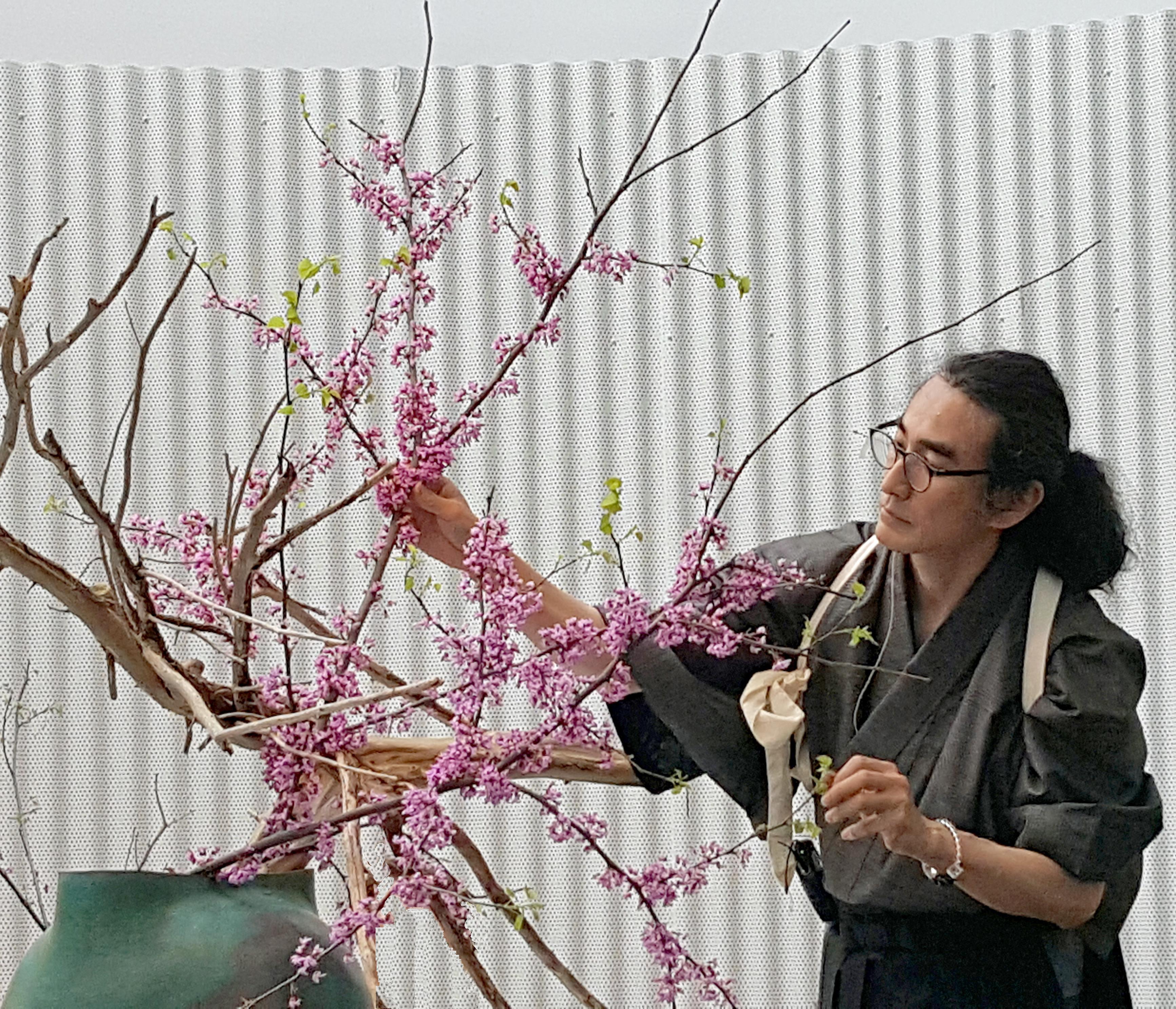"""Glimpse of Japan"" event: Ikebana"
