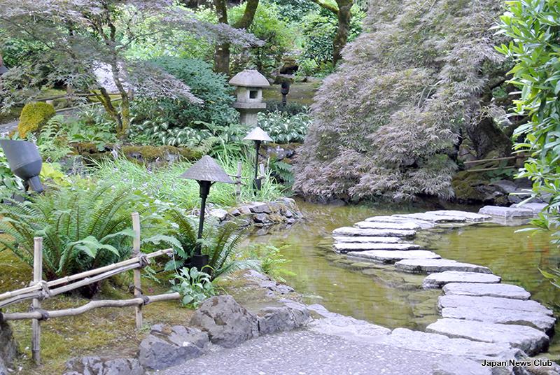 年間入園者100万人の花の名所:ブッチャート・ガーデン ~ カナダのビクトリア 2