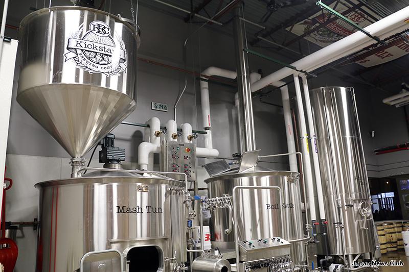 Kickstand Brewing Company KBC - Commerce Twp, MI 5
