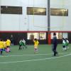 インドア・サッカー大会 1