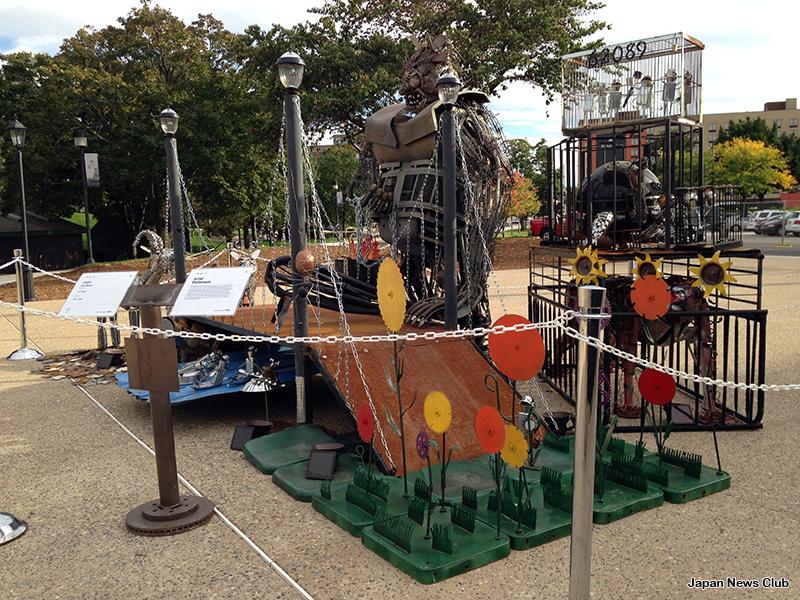 芸術の秋にぴったりなミニトリップ ~ Grand Rapids, MI 街ぐるみのアートコンテスト ArtPrize 2016 9/21~10/9 7