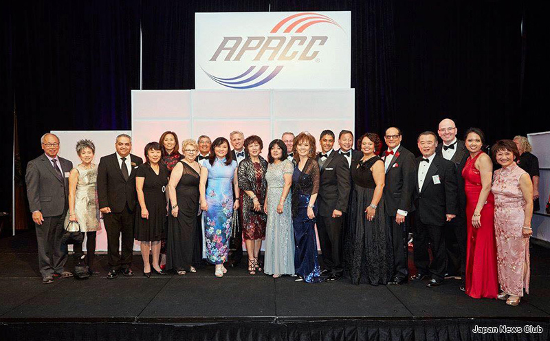 APACC 2016 Salute to Excellence Awards Dinner アジア系の企業や個人に表彰 1