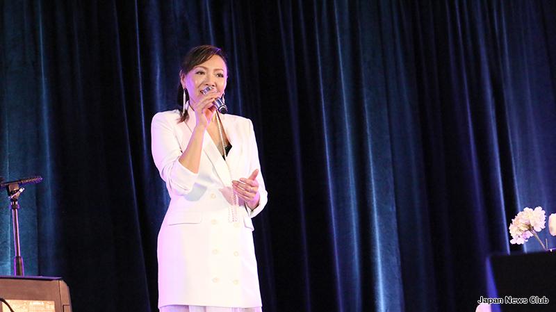 2017年 JBSD(デトロイト日本商工会) 新年会 歌手 杏里さんを迎え、盛大に 3
