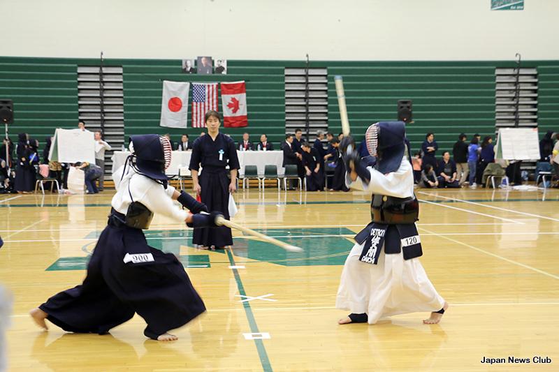 第19回 デトロイト・オープン剣道 トーナメント 13