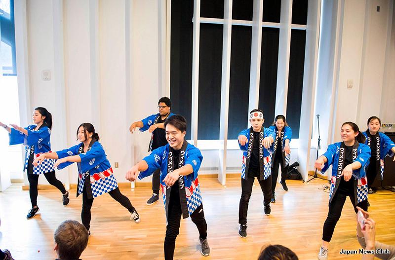 ミシガン大学日本学生会主催の日本文化祭 1