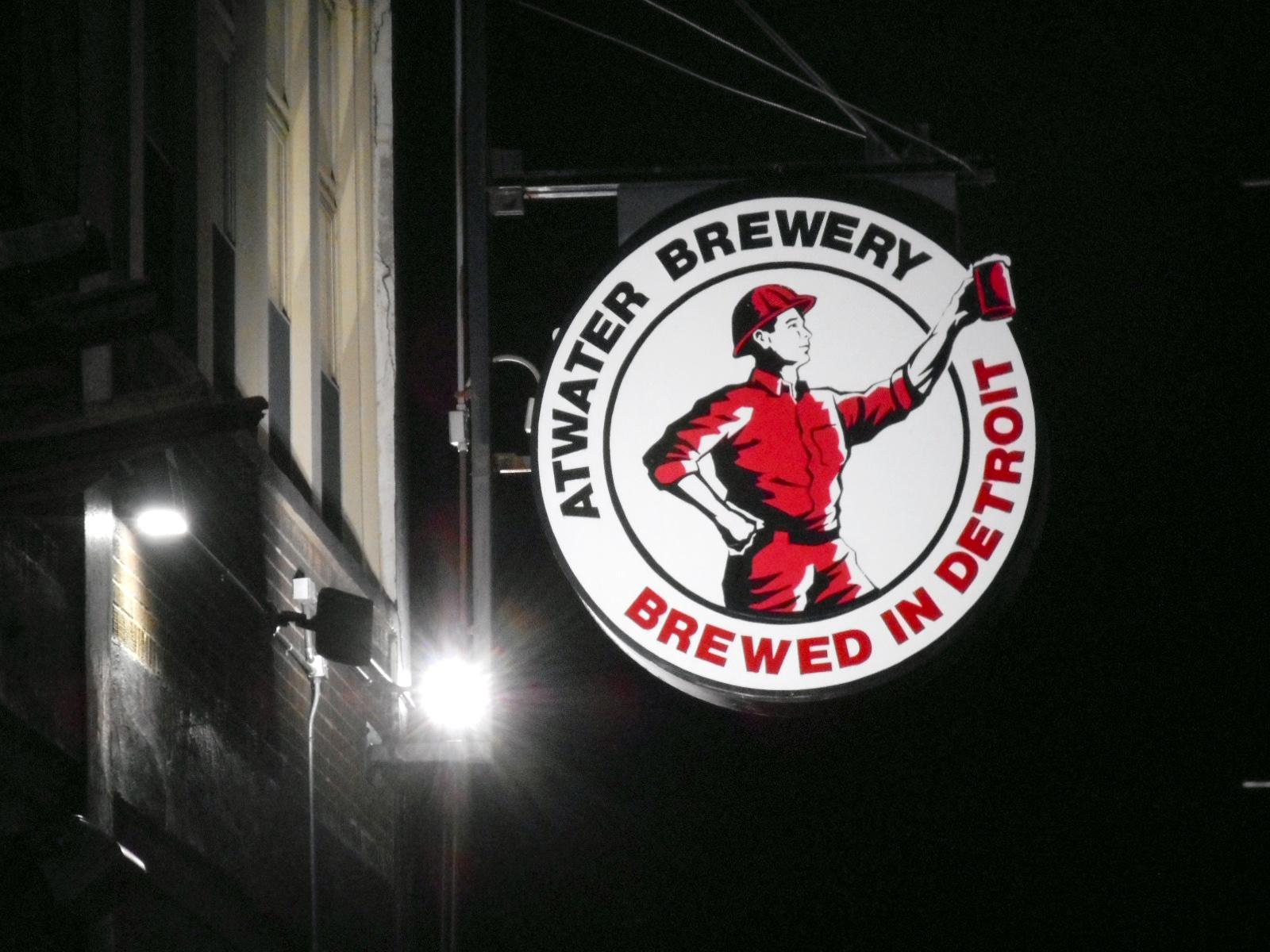 Atwater Brewery - Detroit, MI 1