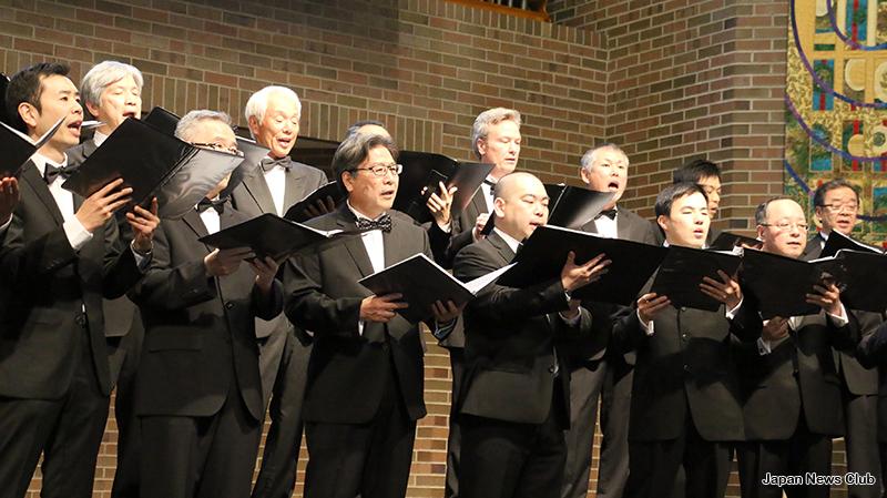 男声合唱団ホワイトパイン・グリークラブ主催第19回 スプリング・ファミリー・コンサート 2