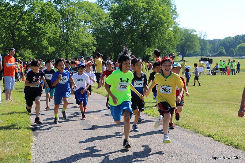 2017 JBSDスポーツ部会主催マラソン大会入賞者記念写真 4