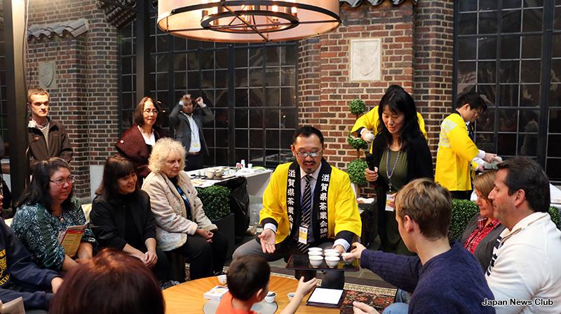 滋賀県、近江の茶をPR ~Omi Tea Expo 4