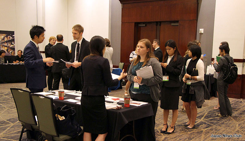 2nd Annual Great Lakes JETAA Job Fair:第2回ジョブフェア 成功裏に実施 4
