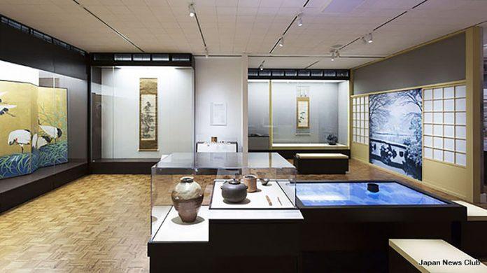 Japan Gallery in DIA デトロイト美術館に新設された日本ギャラリー 9