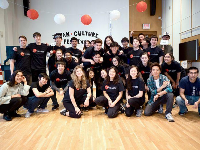 ミシガン大学日本学生会主催の日本文化祭 2