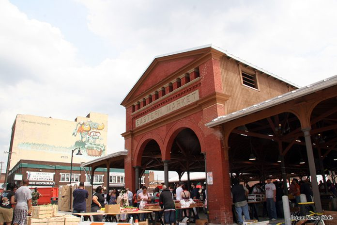 Eastern Market - Detroit, MI 3